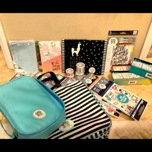 Happy Planner Haul! Stickers, Cases, Covers, Paper